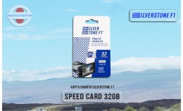 Карта памяти SilverStone Speed Card 32GB